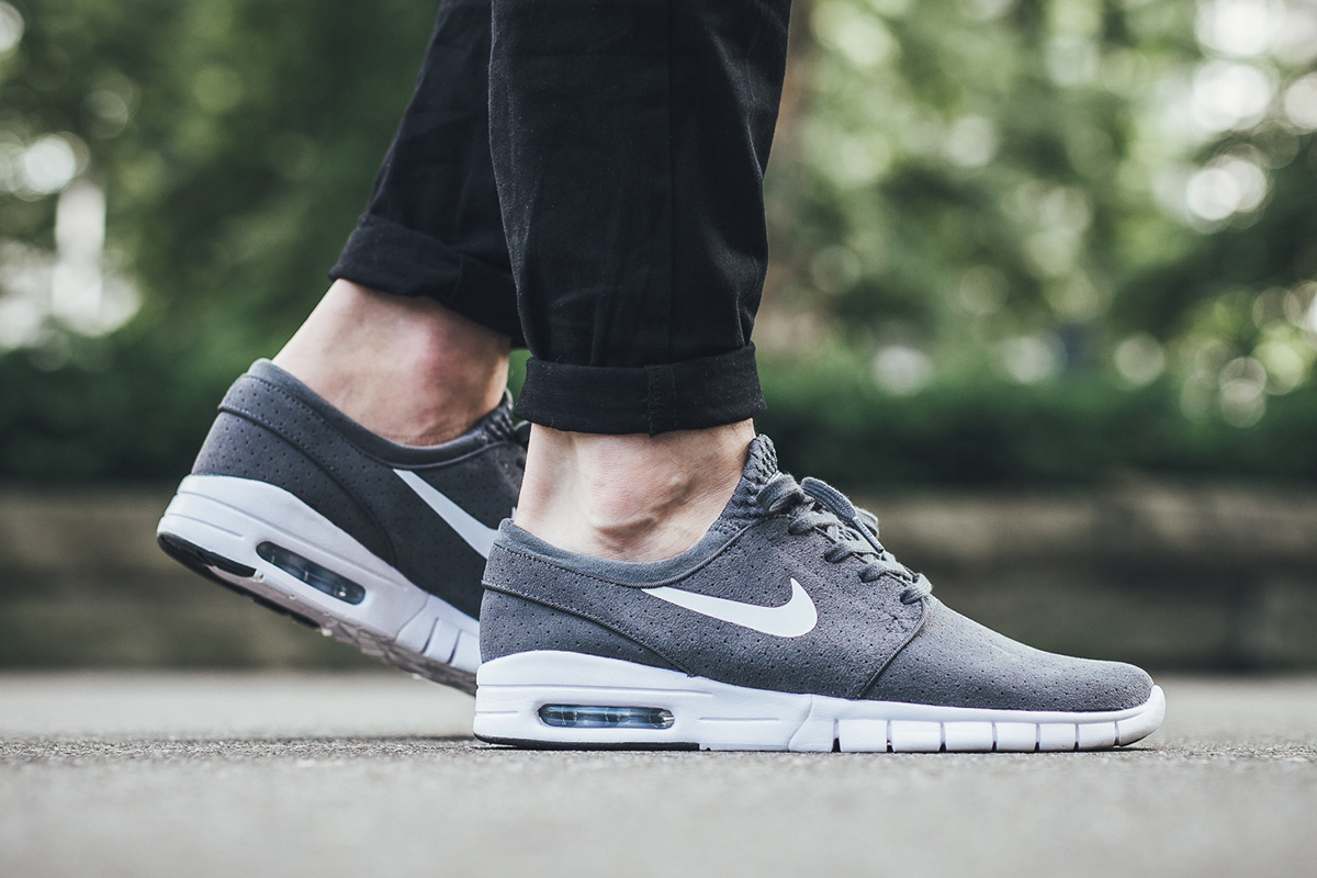 new arrival 94b1c b9ce2 Nike SB Stefan Janoski Max Perf Suede Pack