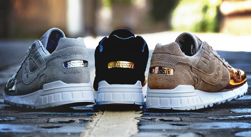 Offspring x Saucony Shadow 5000 Medal Pack