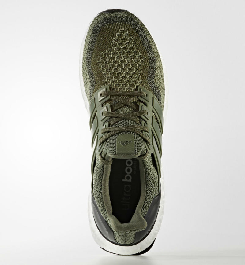 Olive Green adidas Ultra Boost Release Date