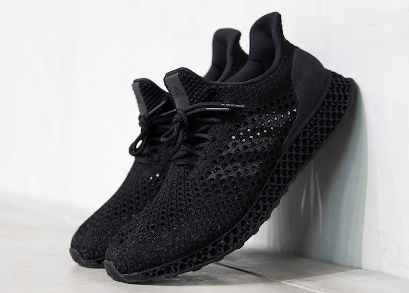 Triple Black adidas Futurecraft 3D