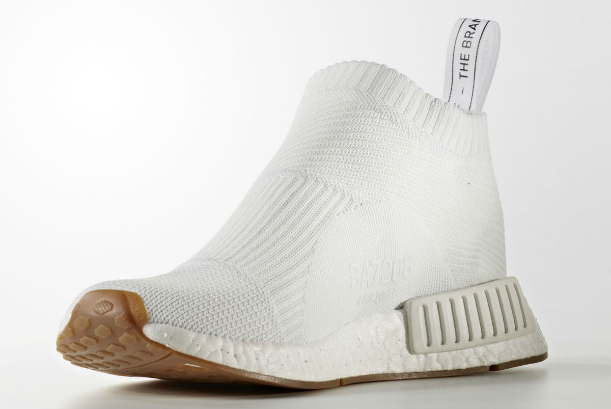 adidas NMD City Sock White Gum
