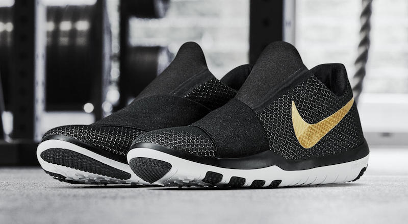Nike Free Connect Black Gold