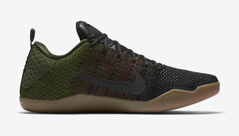 Nike Kobe 11 Elite Low Black Horse