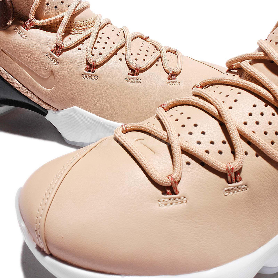 Nike LeBron 13 Elite Tan Leather