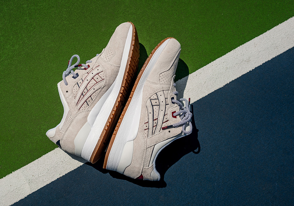 Packer Shoes x ASICS US Open Collection