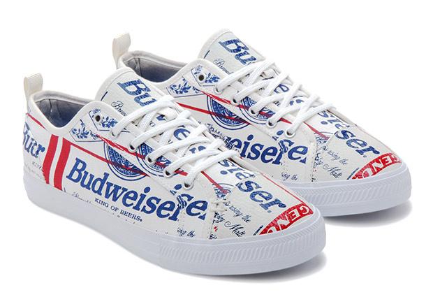 428358b03049ac Budweiser x ALIFE x Greats Brand Made in America - Sneaker Bar Detroit