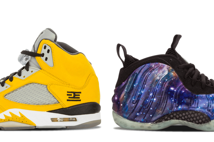hot sale online 4d826 f3951 Galaxy Foams vs Tokyo 23 Air Jordan 5 - Sneaker Bar Detroit