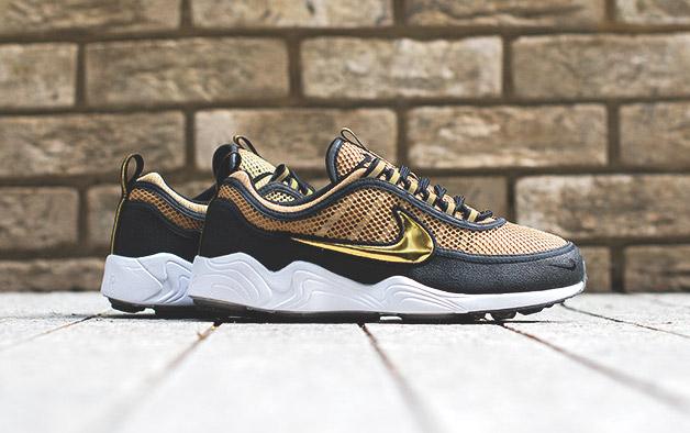 Nike Golden Shine Pack Talaria Spiridon Black Gold