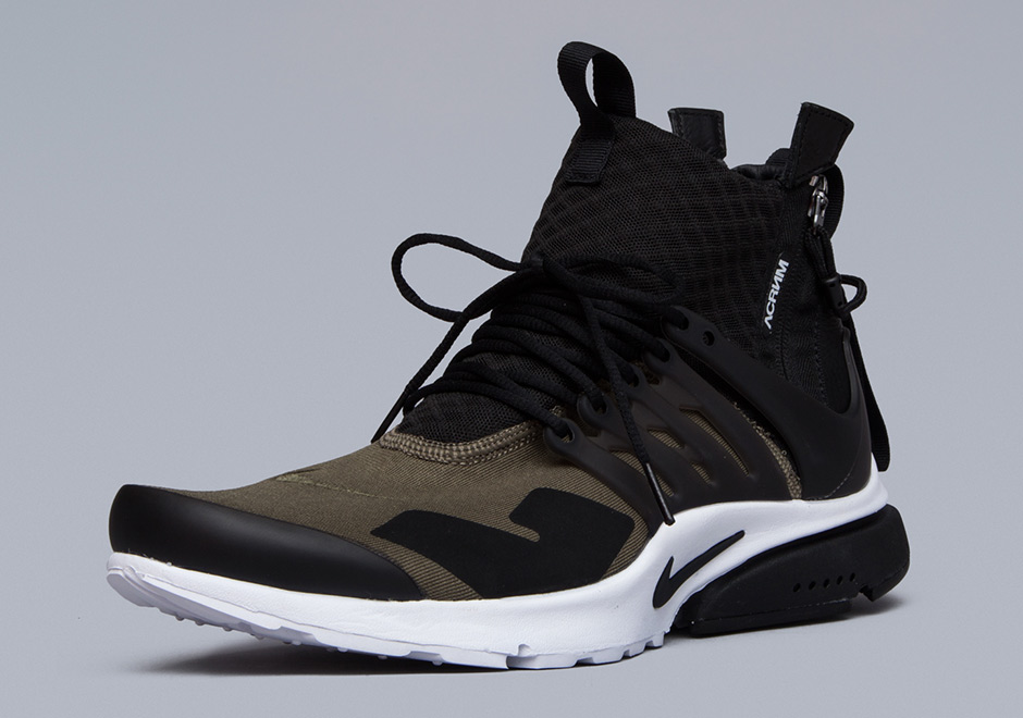 6b966d1f765a ACRONYM x Nike Air Presto Mid Collection - Sneaker Bar Detroit