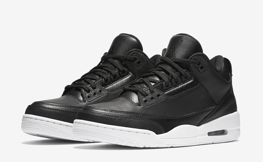 Cyber Monday Air Jordan 3 Retro Black White