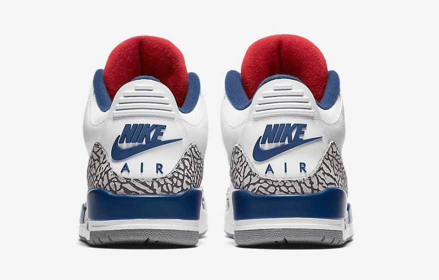 9c2bc7144d6729 Nike Air Jordan 3 OG True Blue 2016 Black Friday - Sneaker Bar Detroit