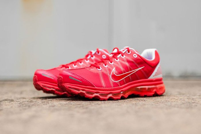 nike air max 2009 action red