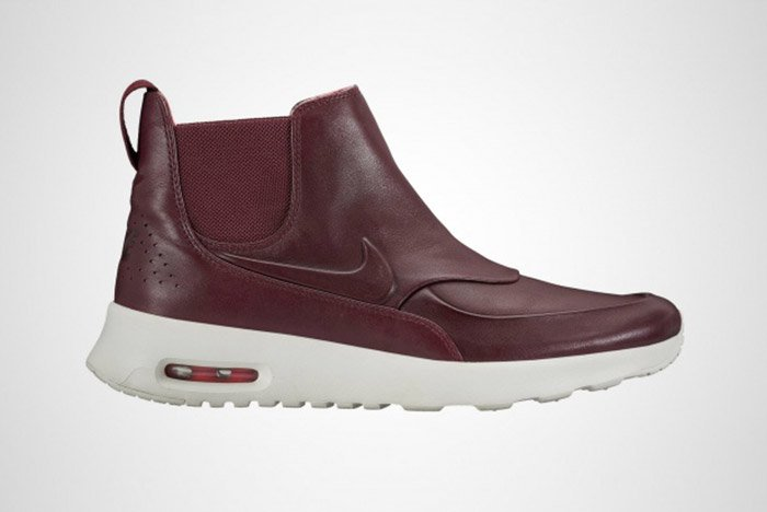 nike air max thea mid top sneakers