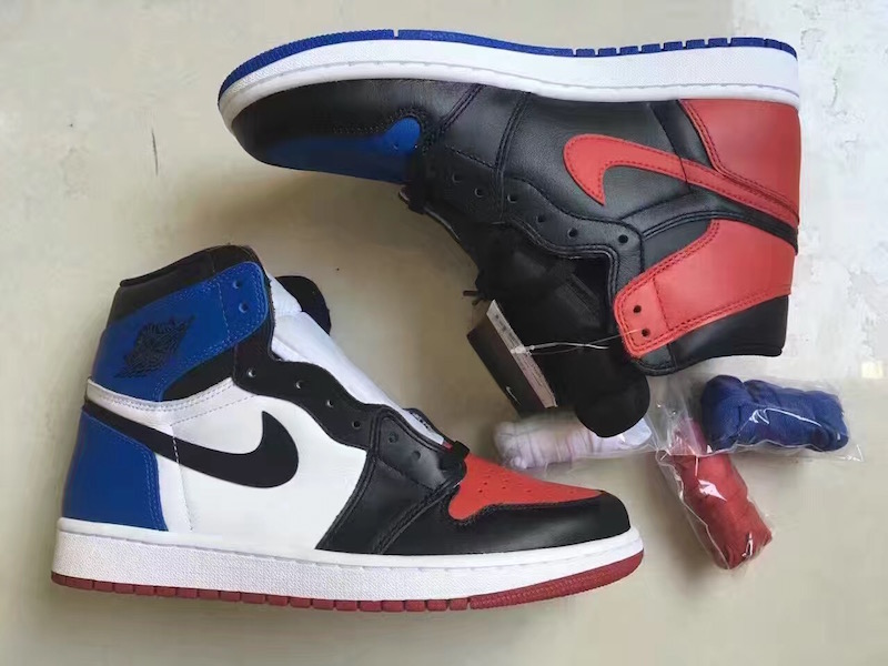 Top 3 Air Jordan 1 Retro High OG