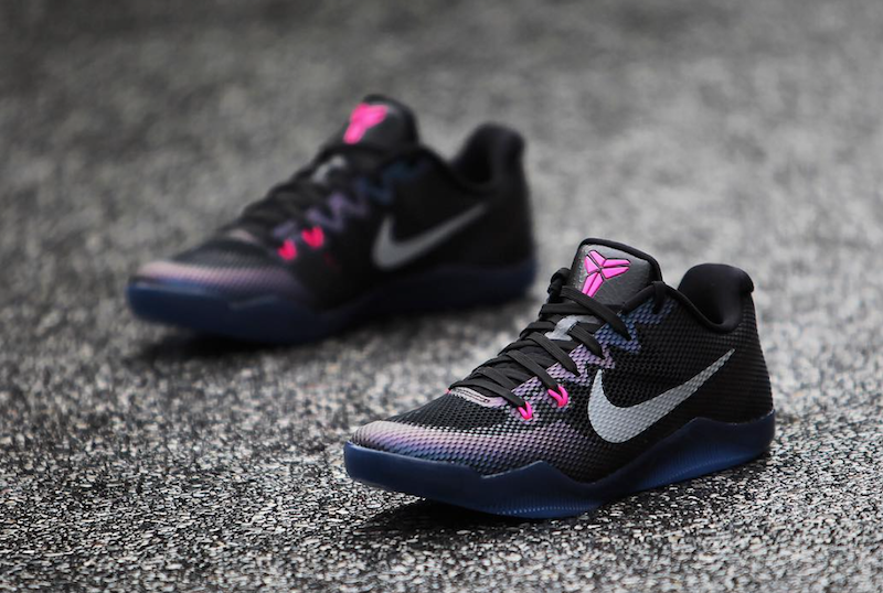 purchase cheap 3c1f4 ce969 Nike Kobe 11 Invisibility Cloak Release Info