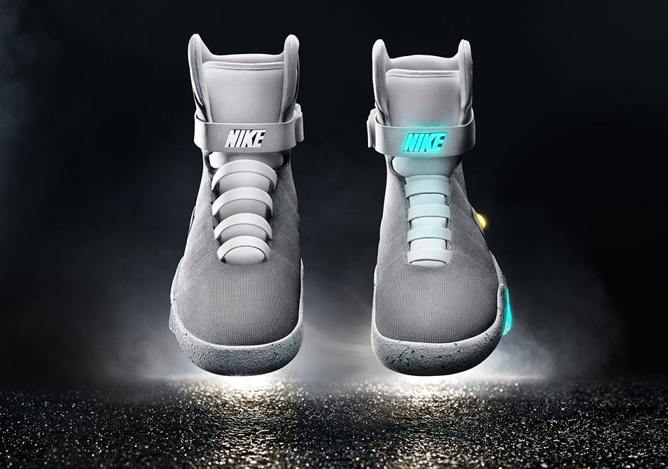 Nike Mag 2016 Release Michael J Fox