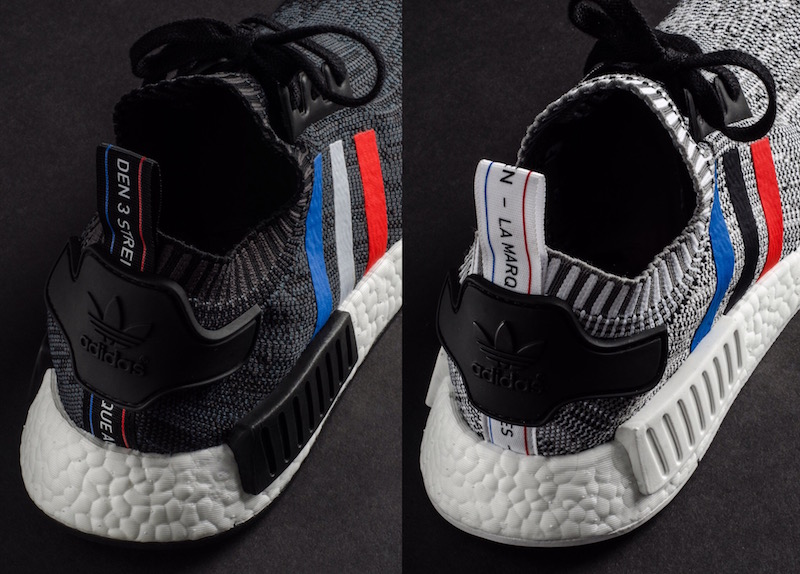 innovative design 203dd 03879 adidas NMD Tri-Color Pack Release Date - Sneaker Bar Detroit