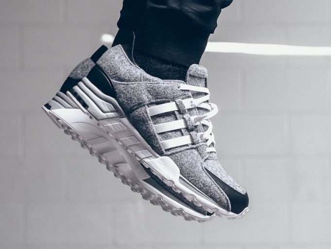 Adidas Eqt Winter Wool