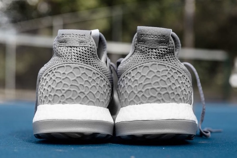 adidas Pure Boost ZG Grey White