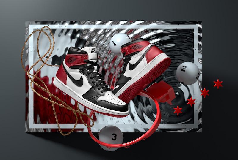 Black Toe Air Jordan 1 Chicago Air Jordan XXX1