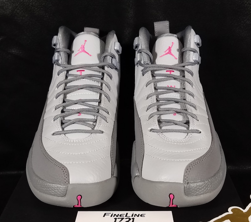 air jordan 12 vivid pink for sale