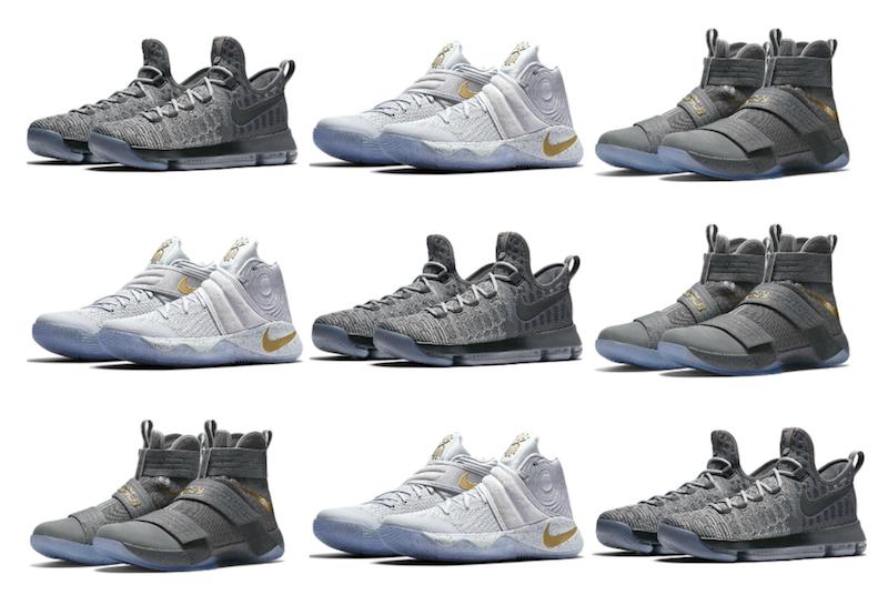 buy popular 74863 f1ae4 The Nike Basketball Battle Grey ...