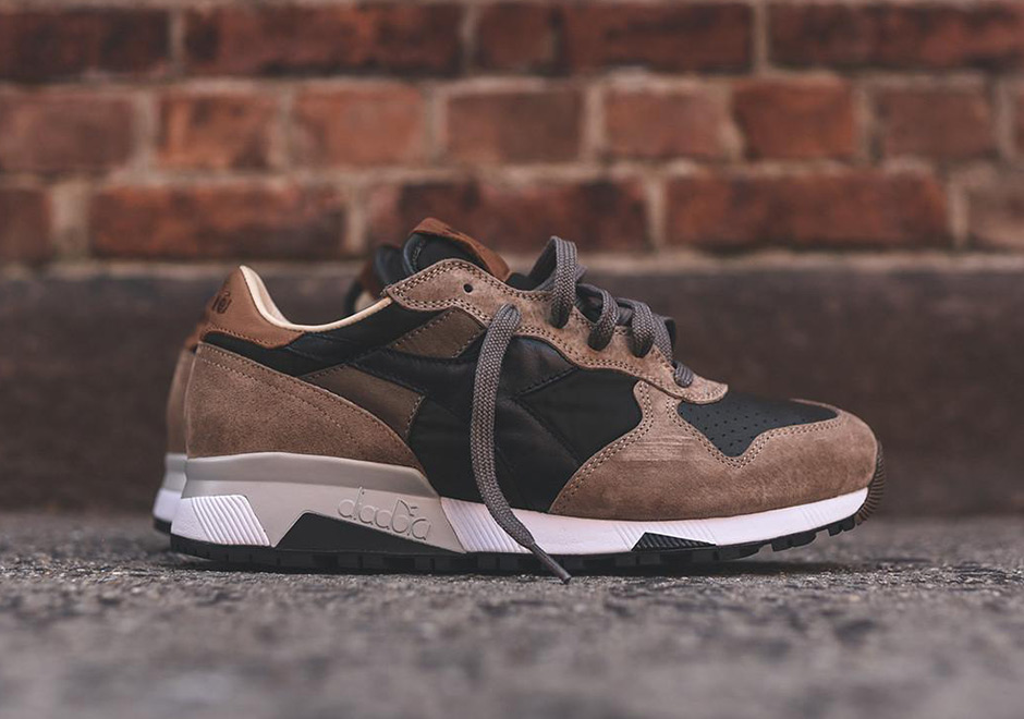 Diadora is known for releasing premium models and this particular Diadora  Trident 90 Heritage Grape Leaf ... 2b5411ccb42