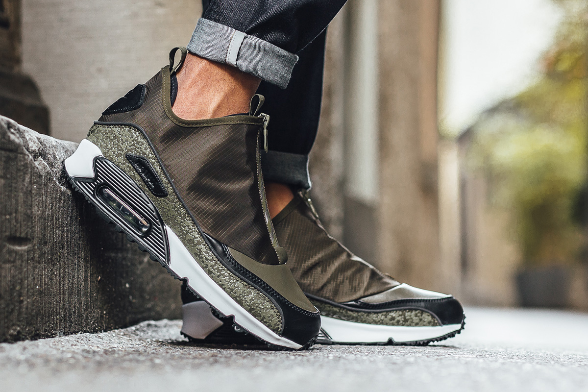 Nike Air Max 90 Utility Dark Loden Green Sneaker Bar Detroit