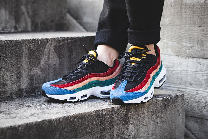 Nike Air Max 95 Photo Gallery by Sneakershot x 2rude4u