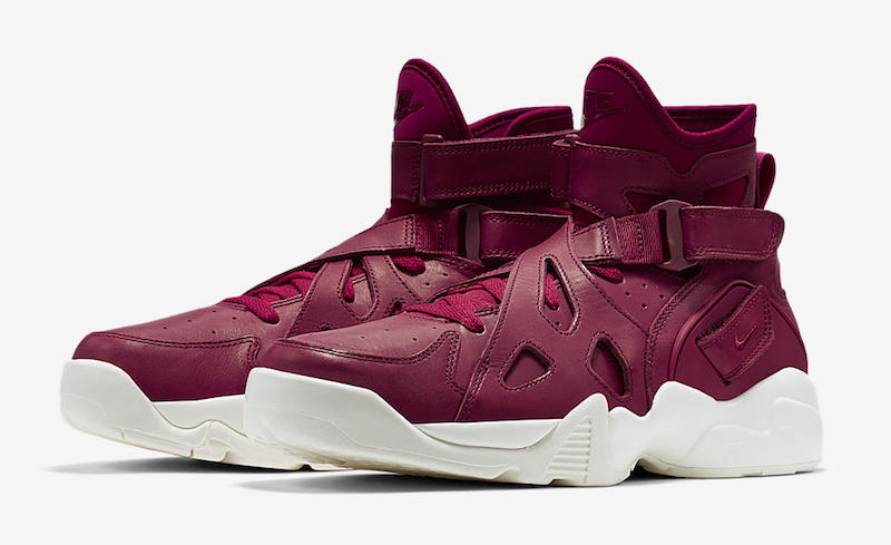 Nike Air Unlimited Noble Red Purple Smoke
