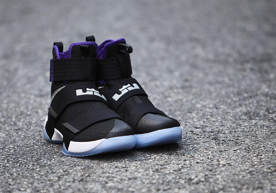 super popular a514a 83e3a Nike LeBron Soldier 10 Sacramento Kings