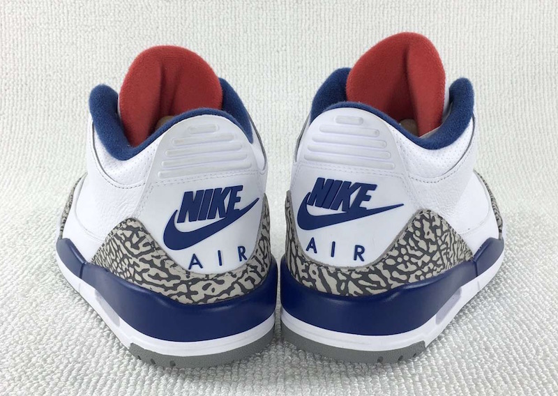 True Blue Air Jordan 3 Full Family Sizing - Sneaker Bar Detroit 319537291