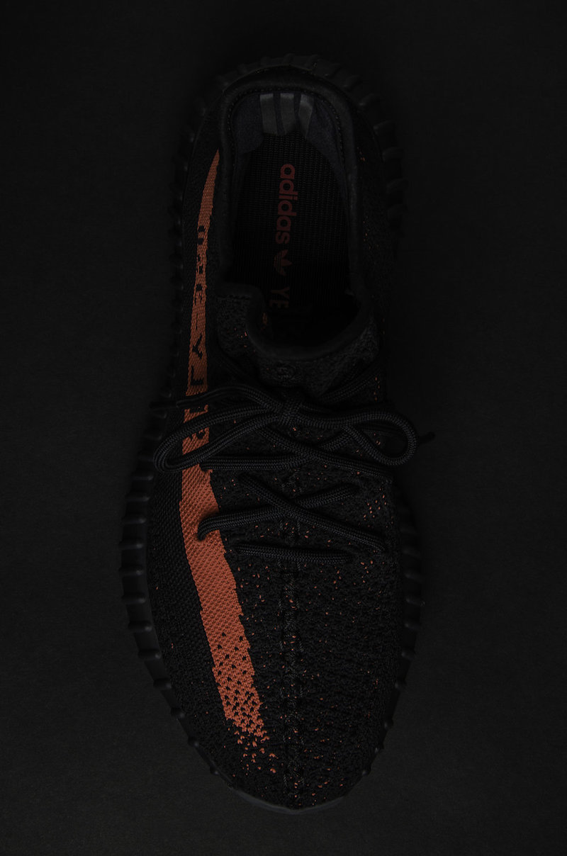 adidas Yeezy Boost 350 V2 Black Red BY9612 Release Date