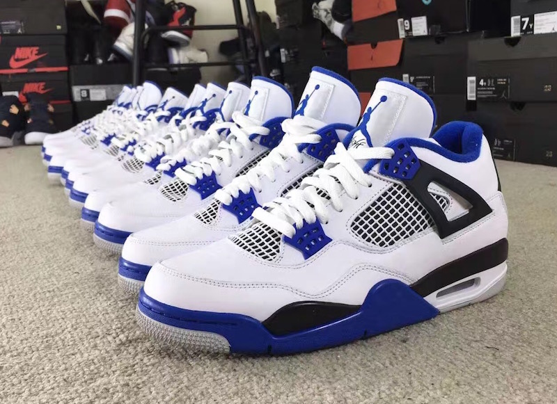 183c2cd59a4 Air Jordan 4 Motorsport Release Date - Sneaker Bar Detroit