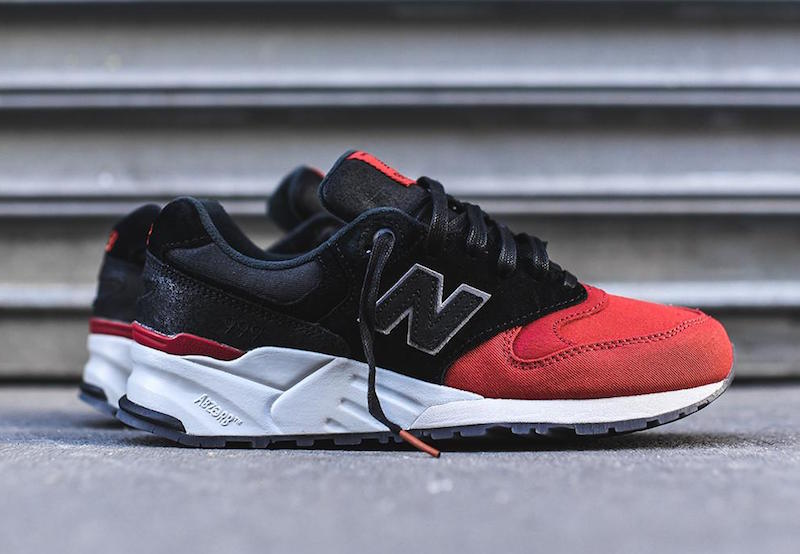 purchase cheap 57967 54b1a New Balance 999 Red Toe - Sneaker Bar Detroit