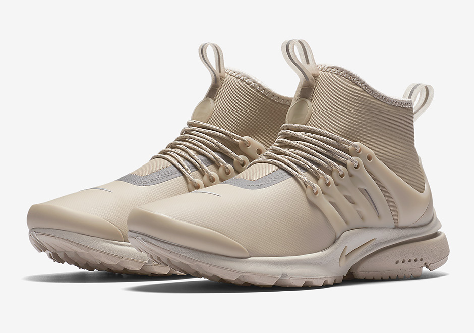 34df82316f Nike Air Presto Mid Utility Tan 859527-200 - Sneaker Bar Detroit