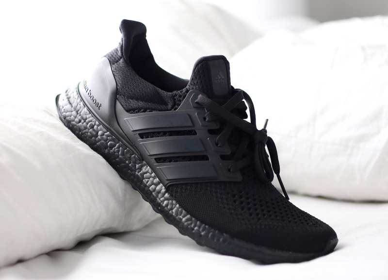 "22e055446 adidas Announces Release Details for the Ultra Boost ""Triple Black"""