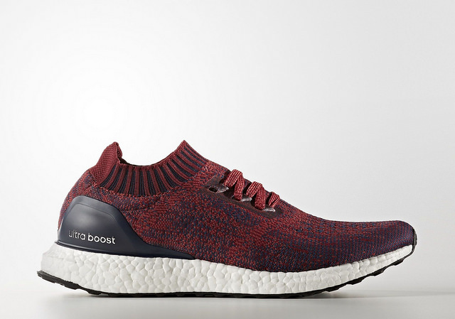 adidas Ultra Boost Uncaged Mystery Red BA9617