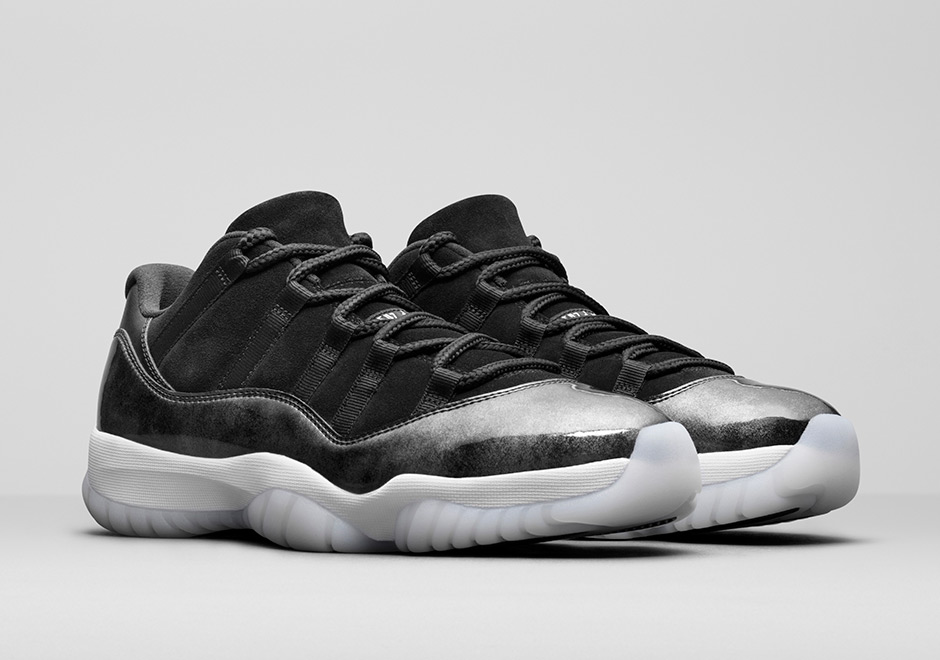 Air Jordan 11 Low Barons 528895-010