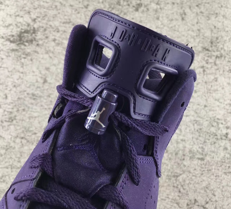 Air Jordan 6 GS Purple Dynasty Release Date