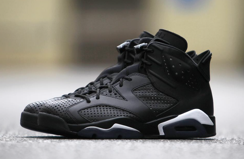 Black Cat Jordan 6 Retro New Years Eve
