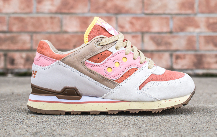 Feature Saucony Bacon Eggs