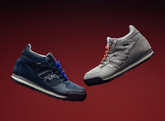 Norse Projects x New Balance Rainer Danish Weather 2.0 Pack
