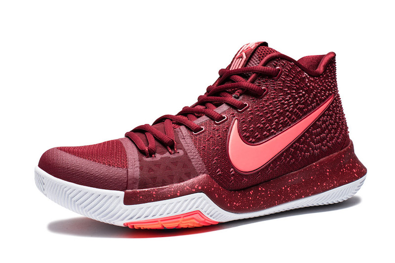 Nike Kyrie 3 Team Red Hot Punch 852395-681