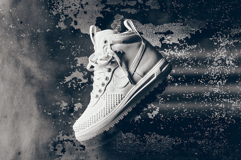 Nike Lunar Force 1 Duckboot White Ice