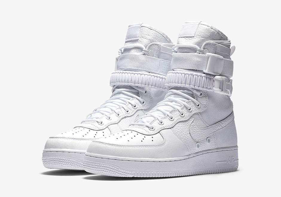 The Nike Special Field Air Force 1 Will Restock Tomorrow Via