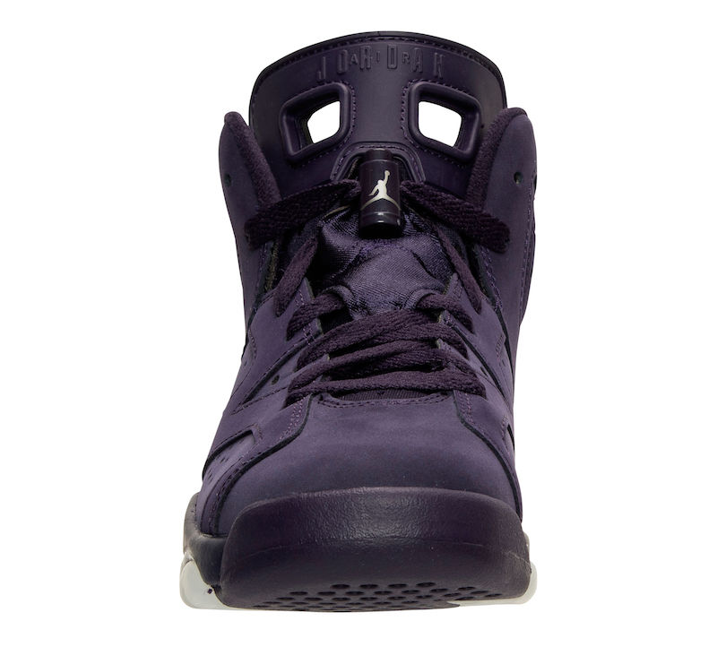 Purple Dynasty Air Jordan 6 543390-509