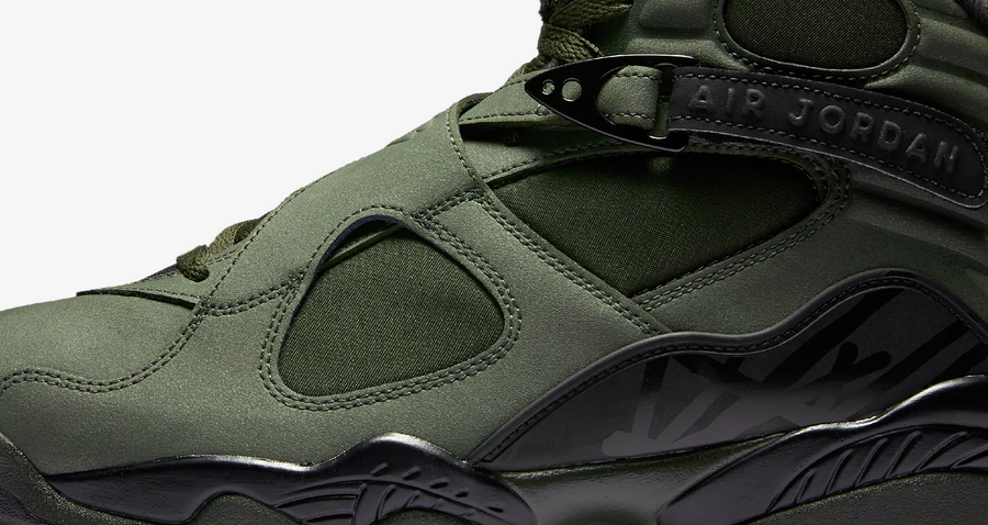 Air Jordan 8 Take Flight Sequoia 305381-305-