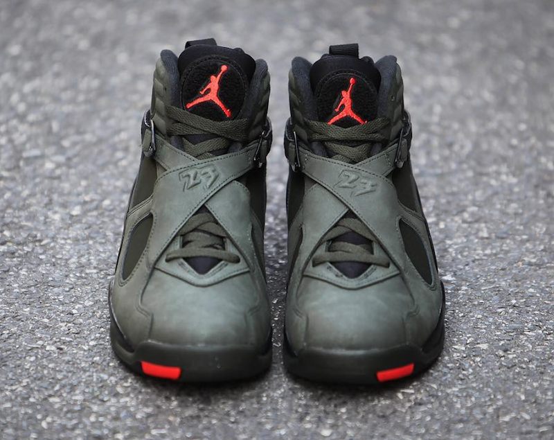Air Jordan 8 Take Flight Sequoia Release Date