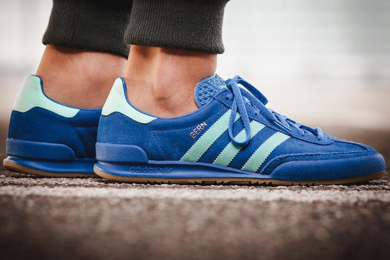 adidas Jeans City Series Easy Green